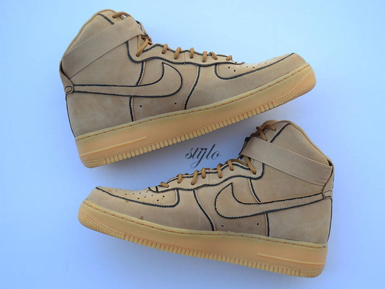 Nike Croquis Haute Force Af1 Air One XZiOkuTwP