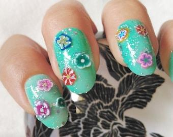Japanese 3d Nails Etsy