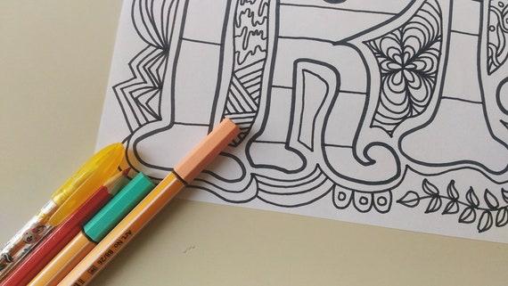 Disegno Bagno Da Colorare : Pride disegno da colorare da stampare gay lesbica lgbtq lgbt etsy