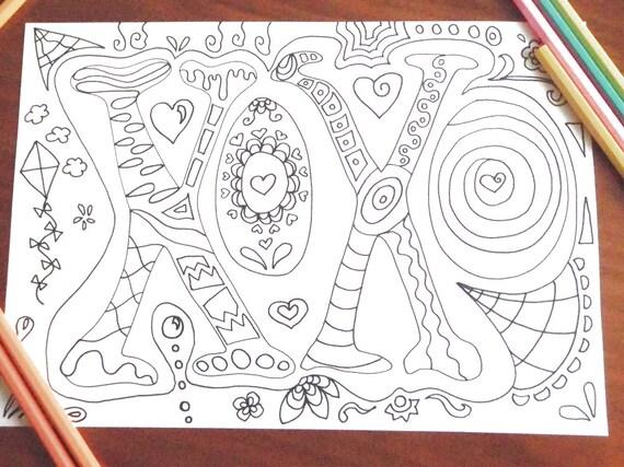 Xoxo Disegno Colorare Ragazza Baci E Abbracci Amore Amicizia Etsy