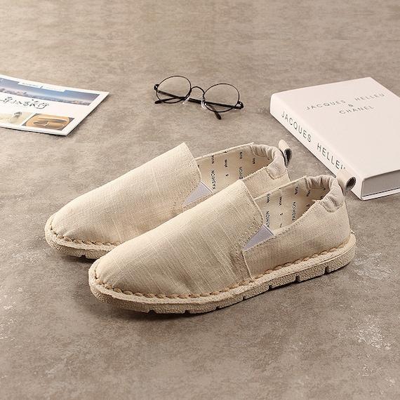 Schicke Leinwand Lässige Schuhe für Männer