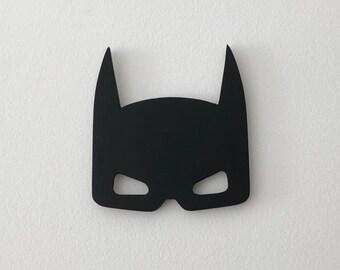 Mask wall decor Super hero wooden - Batman