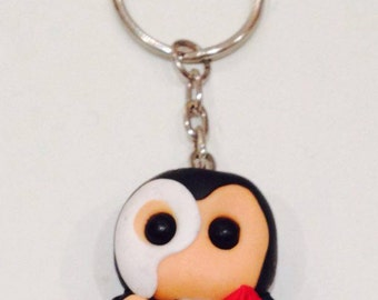 Lil Phantom of the Opera Keyring