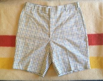 5a15d88407b71 1990s Men's Tattersall Shorts
