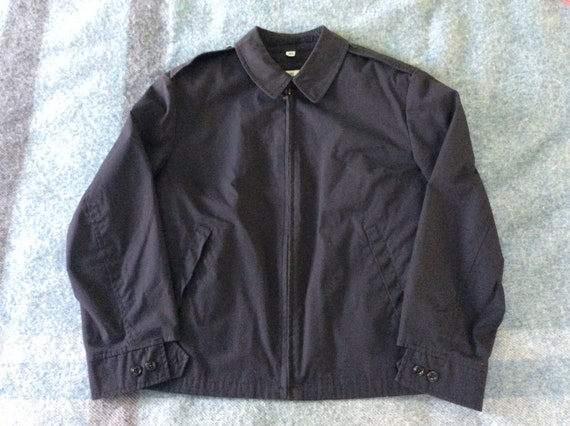 1980s Women's Army 385 Jacket with Liner - M