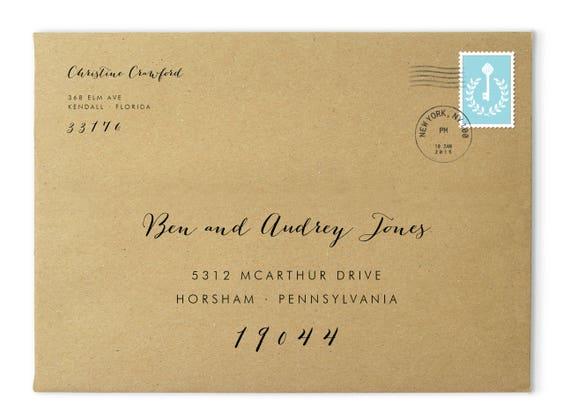 envelope template envelope address template wedding envelope