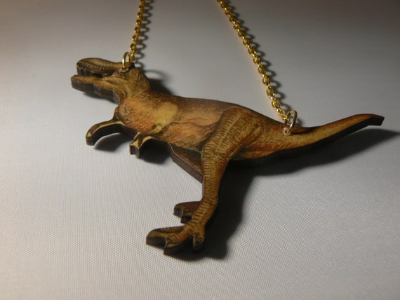 Dino Dinosaur Stegosaurus T Rex Jurassic Animal Woodcut