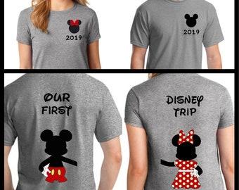 1549c7b408b Disney couple shirt