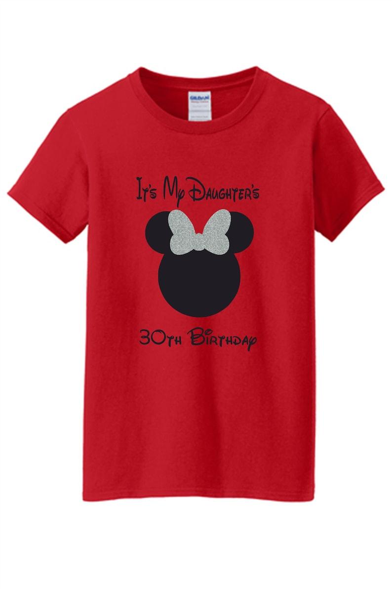 Its My Daughters Birthday Disney