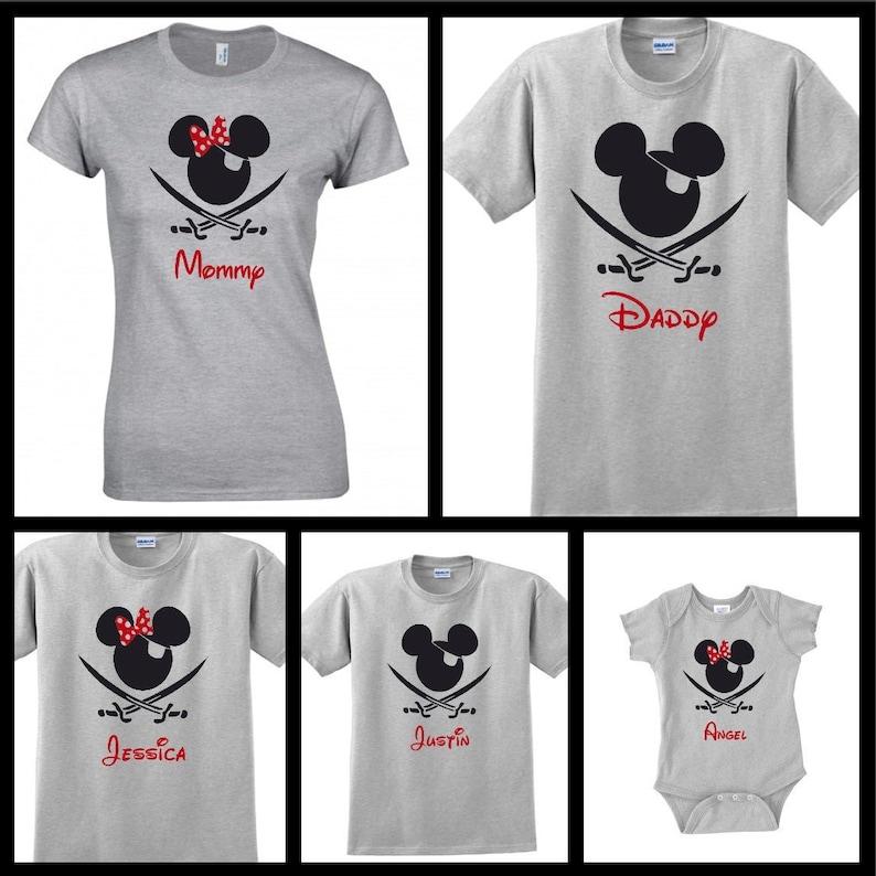 6290d1d4 Disney Pirate Shirt Disney Cruise Shirt Disney Family   Etsy