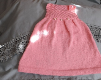 6 month jumper for little girl who loves pink