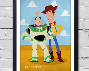 Walt Disney Pixar Toy Story. Poster