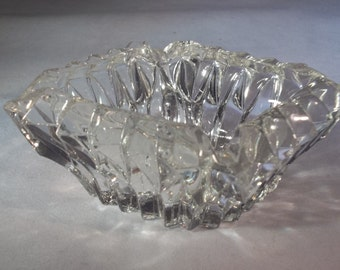 Crystal salt dip
