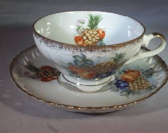 Enesco cup and saucer