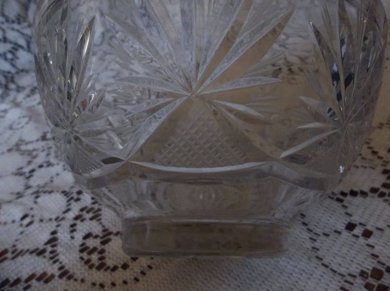 Georgeous  glass small bowl