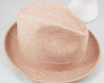 Harvard Fedora Custom Tailored Silk Hat ec2ad927ba07