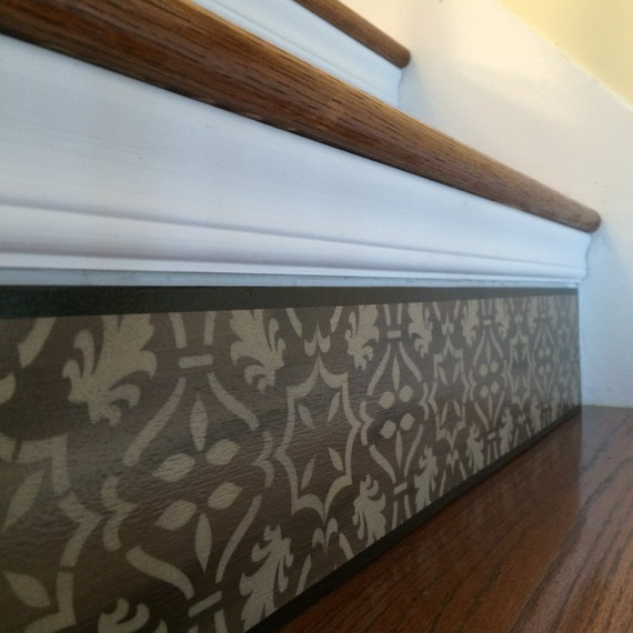Alternative To Stair Decals Stair Stickers And Stair Riser   Etsy