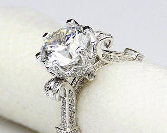 Cinderella Wedding Ring Set And How To Know If Cinderella Is