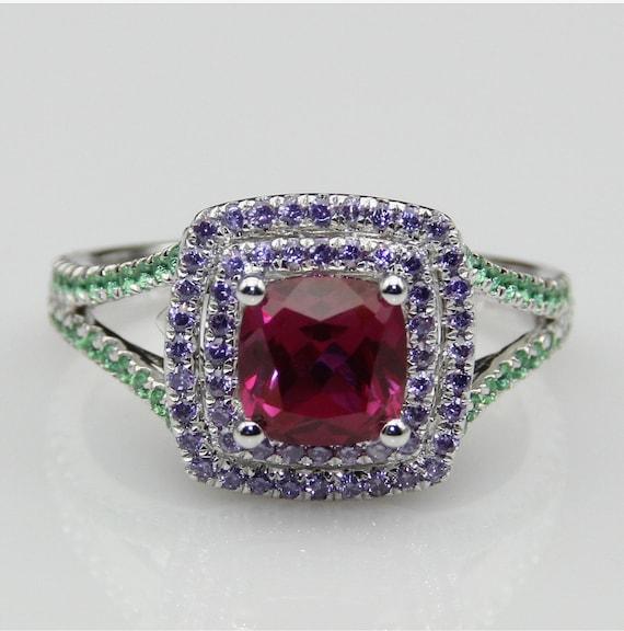 Disney Princess Promise Rings: Little Mermaid Inspired Engagement Promise Ring Wedding