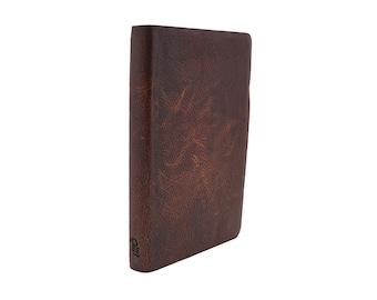 NIV Thinline Bible, Full Grain Cowhide Leather
