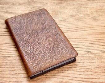 Full Grain Cowhide Leather Bible, NIV Thinline