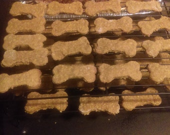 Pumpkin Puppy Treats