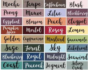 Premium Chalk Furniture Paint, Chalk Finish Paint, Superior Coverage, Eco Friendly, Lots of Colors, Chalk Finish, Cabinet Paint, Interior