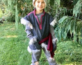 Frozen's Kristoff Costume