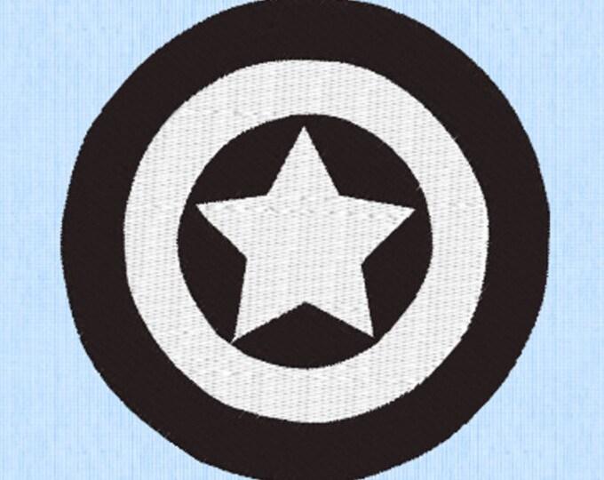 Captain America Two Tone