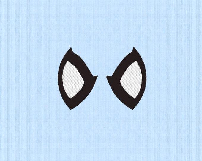 Spiderman Eyes