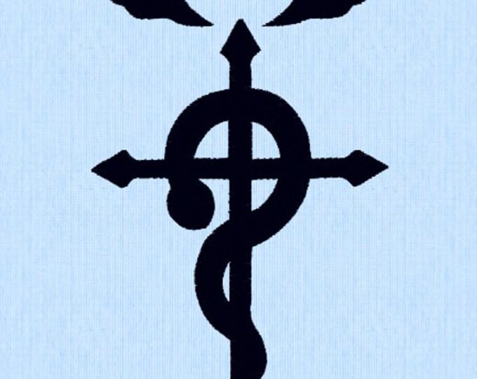 Alchemist Symbol - Full Metal Alchemist
