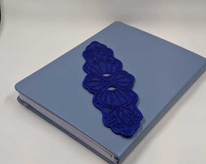 Seashell Lace Bookmark