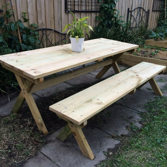 Incredible Metric Version X Leg Picnic Table And Bench Woodworking Plans Andrewgaddart Wooden Chair Designs For Living Room Andrewgaddartcom