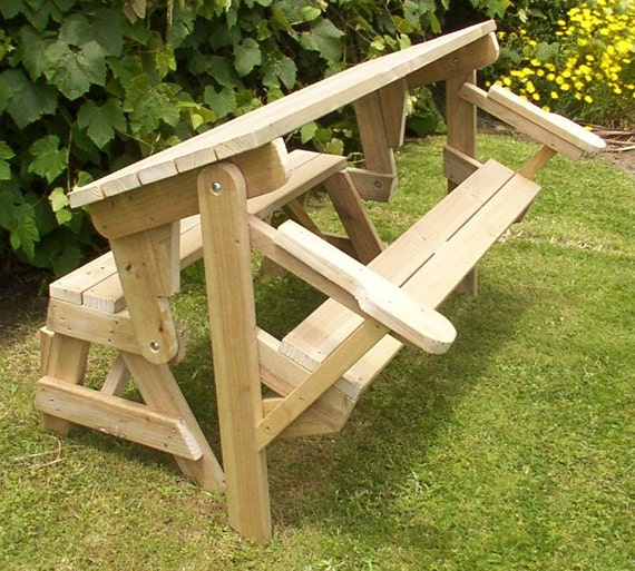 Astounding 1 Piece Folding Picnic Table Woodworking Plans Andrewgaddart Wooden Chair Designs For Living Room Andrewgaddartcom