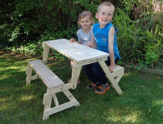 Cool Kids Folding Picnic Table Diy Woodworking Plan Andrewgaddart Wooden Chair Designs For Living Room Andrewgaddartcom
