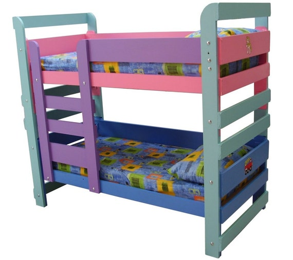 Woodworking Plans For A Set Of Kids Bunk Beds Pdf Downloadable File