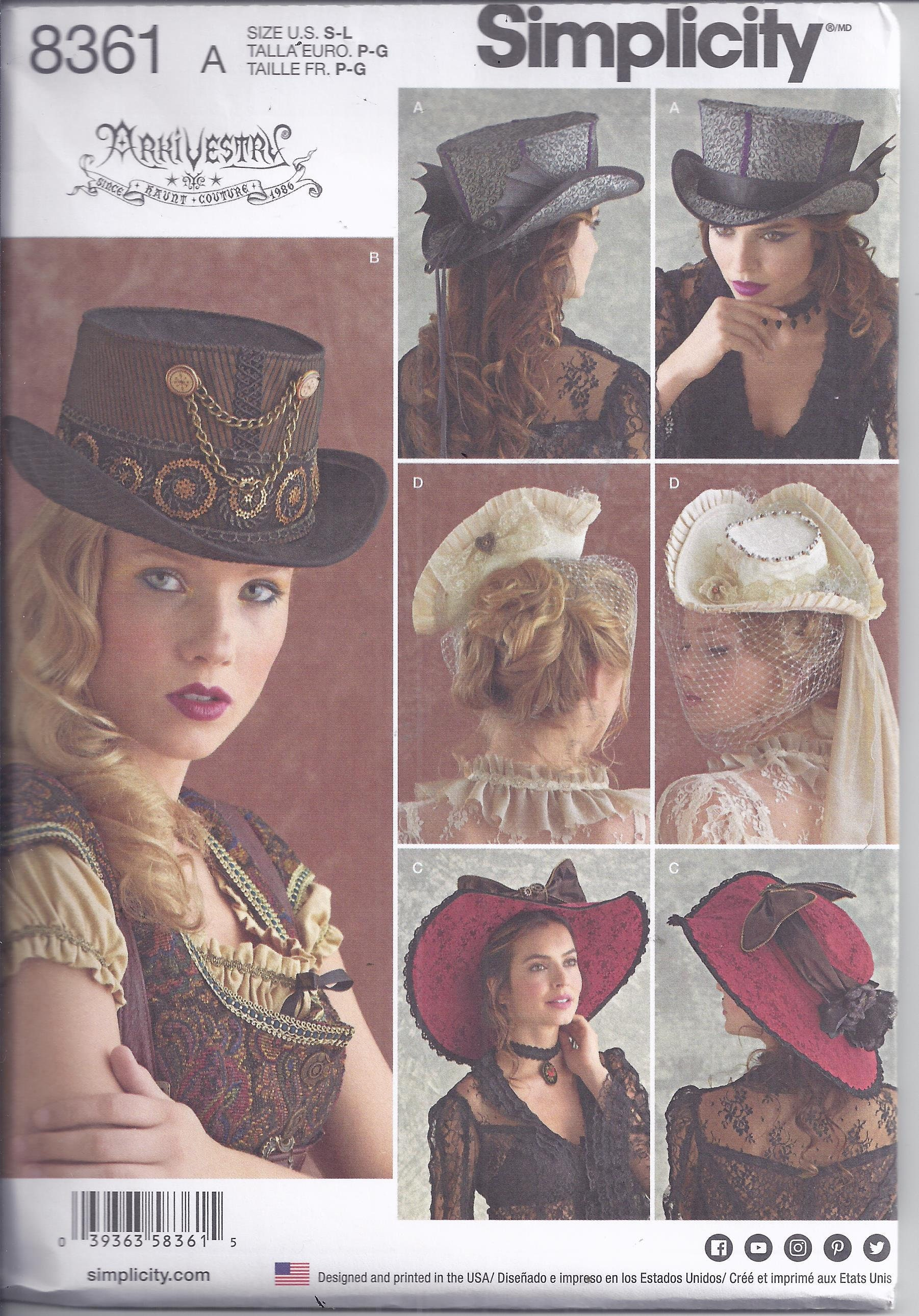 Tricorn Hat Pattern Simple Inspiration Ideas