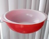 Vintage Pyrex Pink Flamingo Bowl Casserole