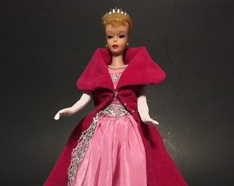 Barbie 1963 Sophisticated Lady 993 Tiara COMPLETE Near Mint