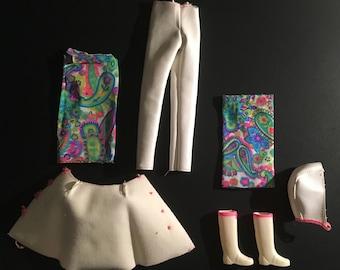 Francie 1966-1967 Leather Limelight 1269 Complete All Original