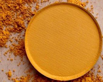 Sunflower - Matte Yellow Vegan Pressed Eyeshadow