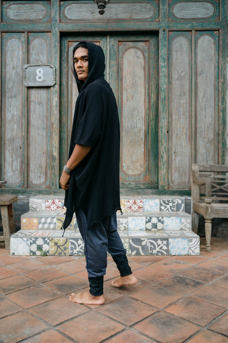 Soft summer jedi poncho / Light Beach wear / ultimate summer Kw4A7Vcg