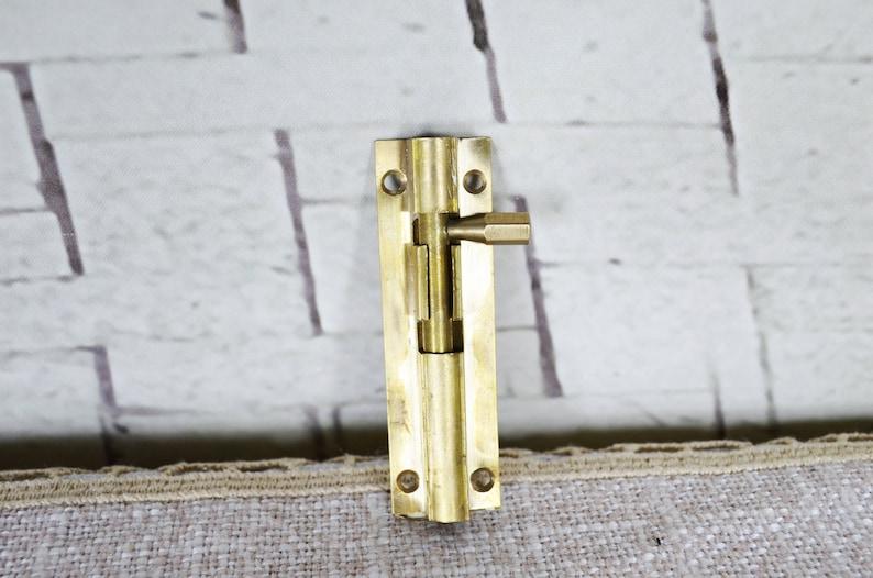 Espagnolette br door lock antique br finish on one | Etsy on