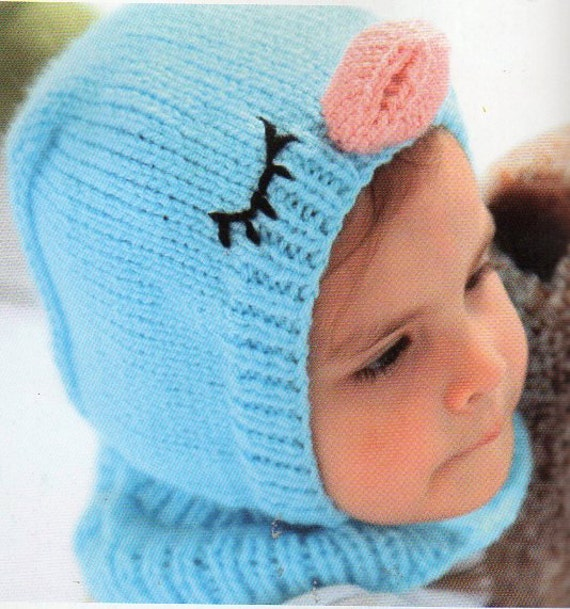 Bluebird Coverall Hat And Mittens Knitting Pattern Baby Child Etsy