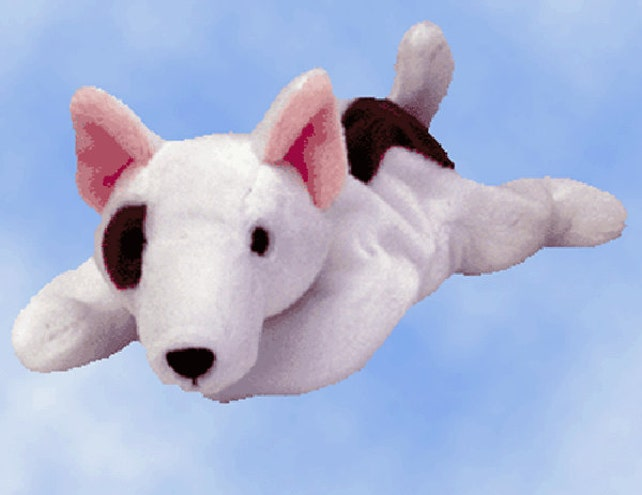 12 New BUTCH The BULL TERRIER 4227 Ty Beanie Babies  ceadcc3d3bf1