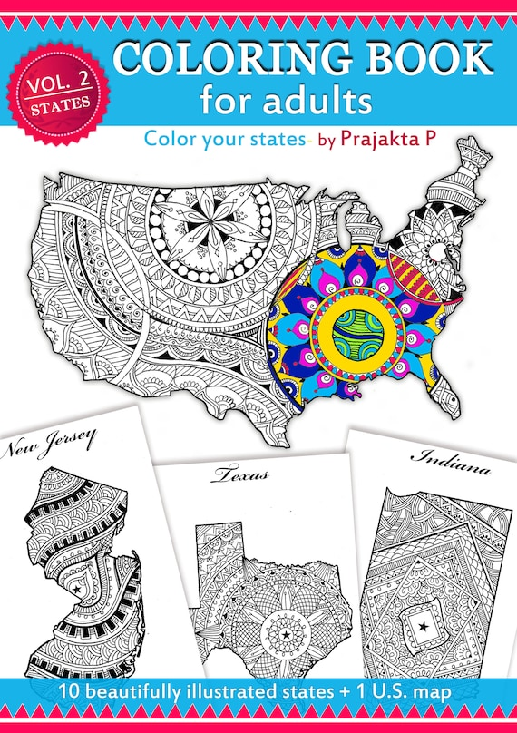 United States maps coloring pages for adults, Mandala doodle maps great on list us map, colorado river us map, editable us map, blank us map, santa fe us map, grand canyon us map, painted desert us map, view us map,
