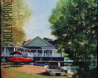 Bass Lake Park - Holly Springs. NC