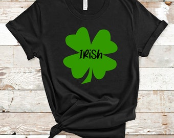 32d893804 Sassy Lassie Shirt - Leprechaun Shirt - Mom Life Tshirt - BFF Shirts - Clover  Tshirt - Luck of The Irish