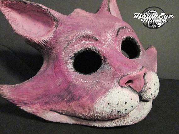 Classic Cheshire Cat Masquerade Mask Classic Alice In Etsy