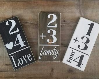 Blended Family Card Etsy